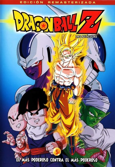 Dragon Ball Z Movies Download