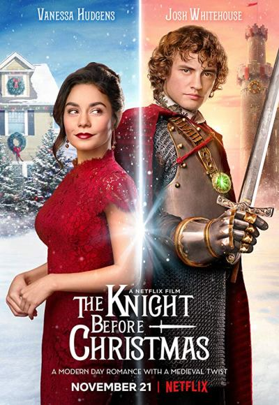 The Knight Before Christmas (2019) (In Hindi) Full Movie Watch Online Free - Hindilinks4u.to