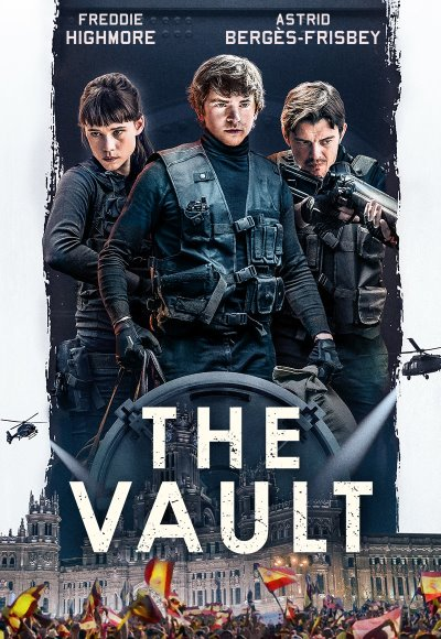 The Vault (2021) (In Hindi) Full Movie Watch Online Free ...